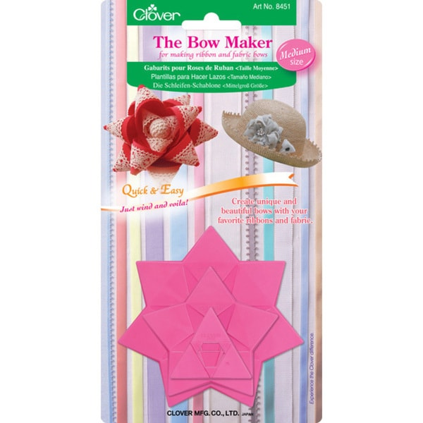 Clover Medium Bow Maker