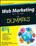 Web Marketing All-in-One for Dummies (Paperback)