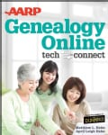 AARP Genealogy Online: Tech to Connect (Paperback)