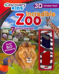 Incredible Zoo (Paperback)