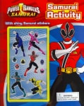 Samurai Activity (Paperback)