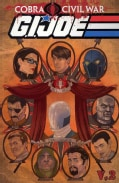 G.I. Joe 2: Cobra Civil War (Paperback)