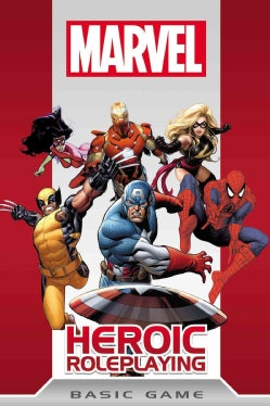 Marvel Heroic Roleplaying: Basic Game (Paperback)