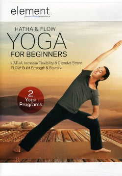 Element: Hatha & Flow Yoga For Beginners (DVD)