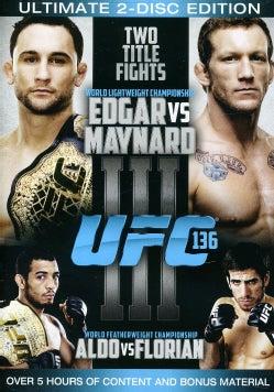 UFC 136 (DVD)