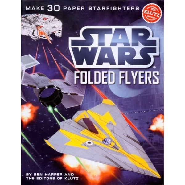Star Wars Folded Flyers (Paperback)