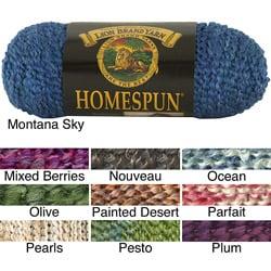 Lions Brand Homespun Acrylic Yarn