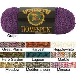 Lion Brand Homespun Acrylic Yarn
