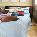 Bianca Stripe Microfiber Twin/ Full-size Sheet Set