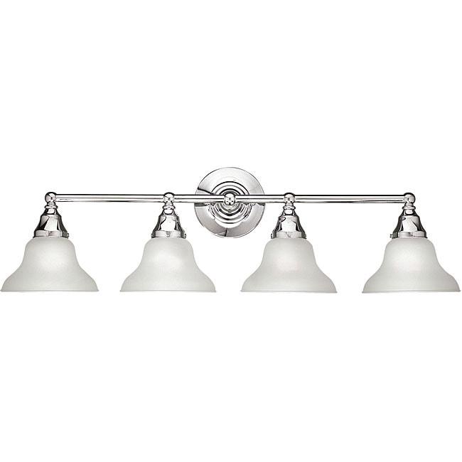 World Imports Asten Collection 4-Light Bath Bar