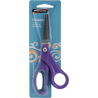 Fiskars Purple Student Sewing Scissors