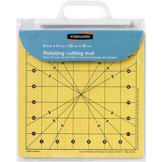 Fiskars Self-healing 8x8 Rotating Cutting Mat