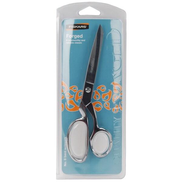 Fiskars Quality Forged Razor-Edged Bent Scissors