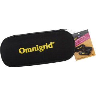 Omnigrid Black Plastic Zipper-closure Gear Rotary Cutter Case