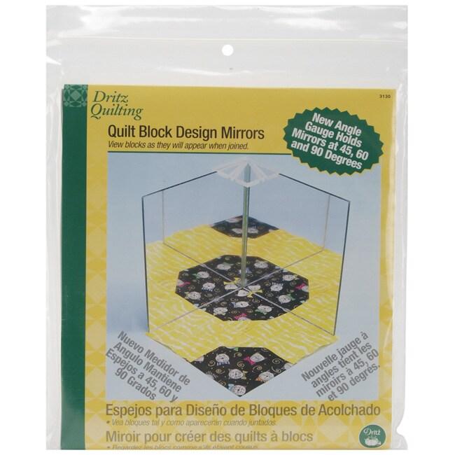 Dritz Quilting Quilt Block Design Mirrors