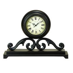 Infinity Table and Mantle Accent Clock