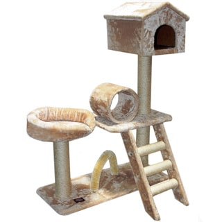 Majestic Pet 43-inch Casita Cat Tree