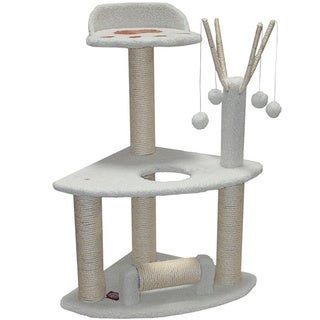 Majestic Pet 36-inch Bungalow Cat Tree