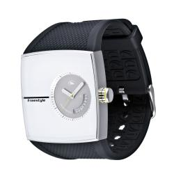 Freestyle Men's 'Karlton' Black Polyurethane Strap Watch