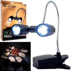 Chef Buddy Adjustable LED BBQ Grill Lights (Pack of 2)