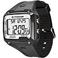 Freestyle Men's 'Stride' Black 50-lap Memory Watch
