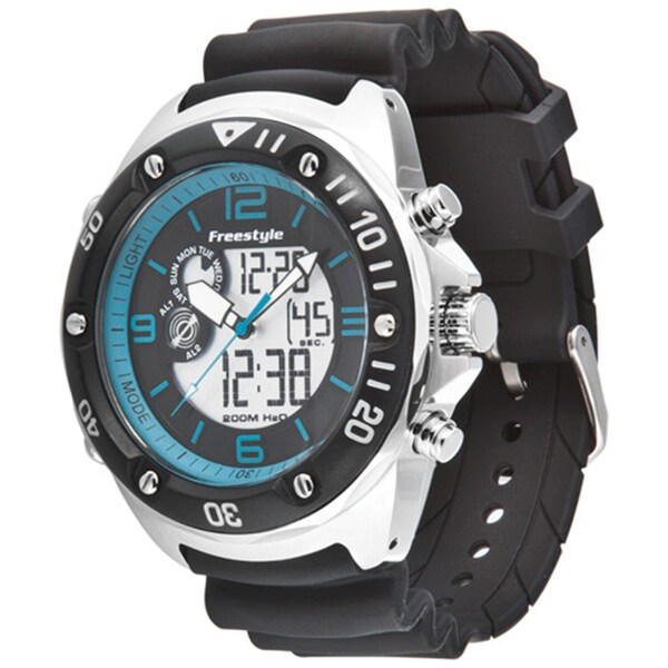 Freestyle Men's 'Precision 2.0' Analog-Digital Watch
