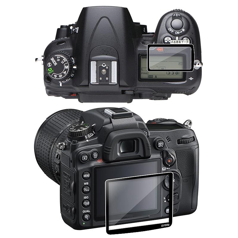 INSTEN 2-piece Screen Protector for Nikon D7000
