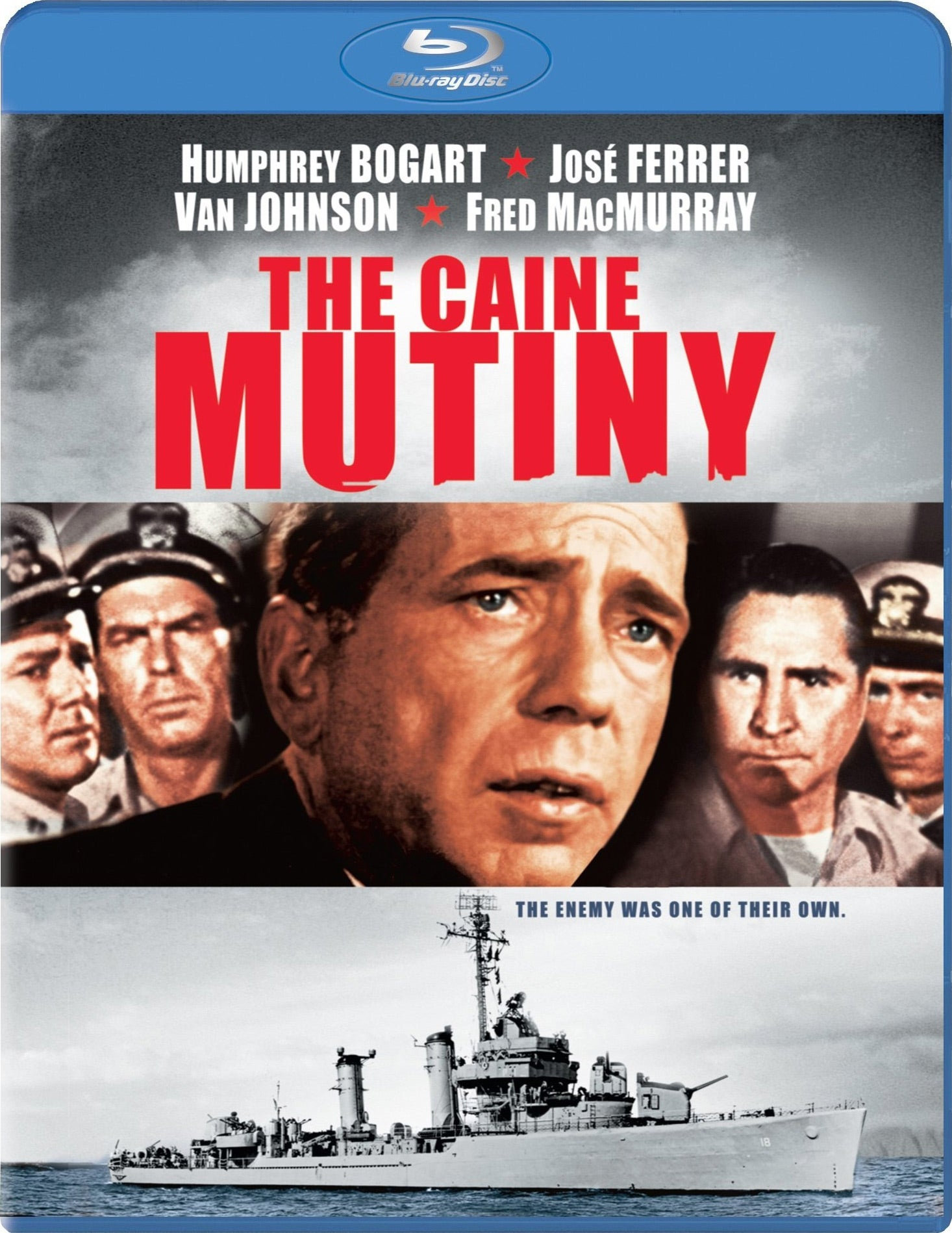 The Caine Mutiny (Blu-ray Disc)