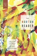 The Norton Reader: An Anthology of Nonfiction (Paperback)