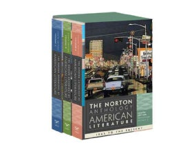 The Norton Anthology of American Literature: 1865 to the Present (Paperback)
