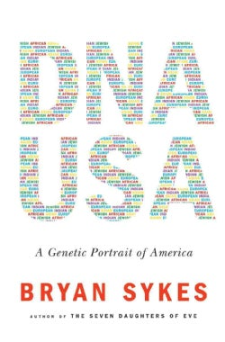 DNA USA: A Genetic Portrait of America (Hardcover)