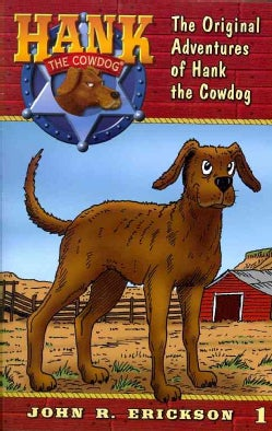 The Original Adventures of Hank the Cowdog (Paperback)