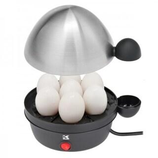 Kalorik Silver Stainless Steel Egg Cooker 8468940