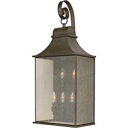 World Imports Dark Sky Revere Collection 5-light Outdoor Wall Lantern
