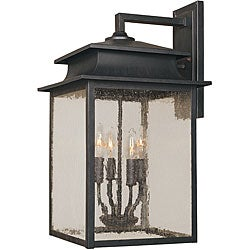 World Imports Sutton Collection 4-light Outdoor Wall Sconce