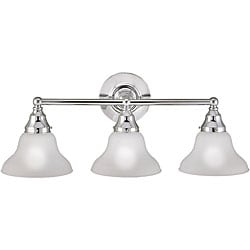 World Imports 'Asten' 3-light Bath Bar