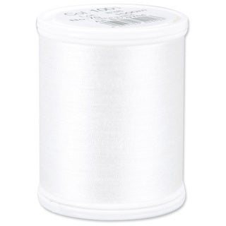 Tacony White Madeira Bobbinfil Thread (1500 meters)