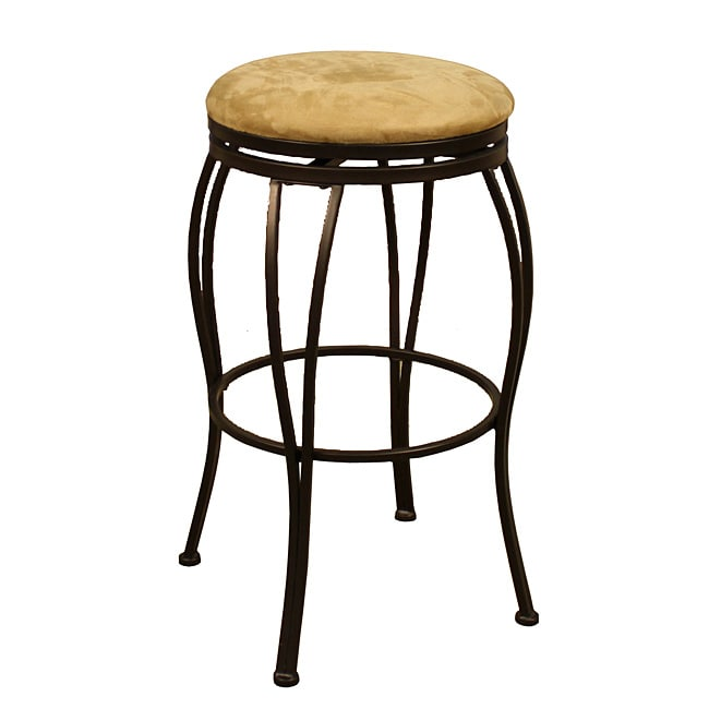 Seville 24 inch swivel counter stool overstock shopping for 24 inch bar stools