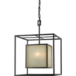 World Imports Hilden Collection 4-light Hanging Pendant