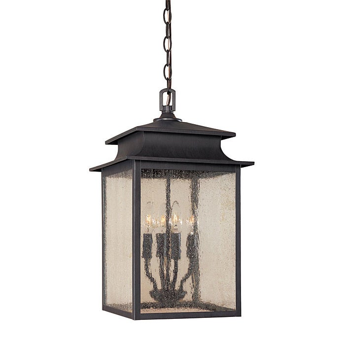 world imports sutton collection 4 light hanging outdoor lantern