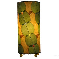 Green Alibangbang Leaf Table Lamp (Philippines)