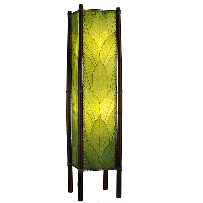 Green Fortune Large Floor Lamp (Phillipines)