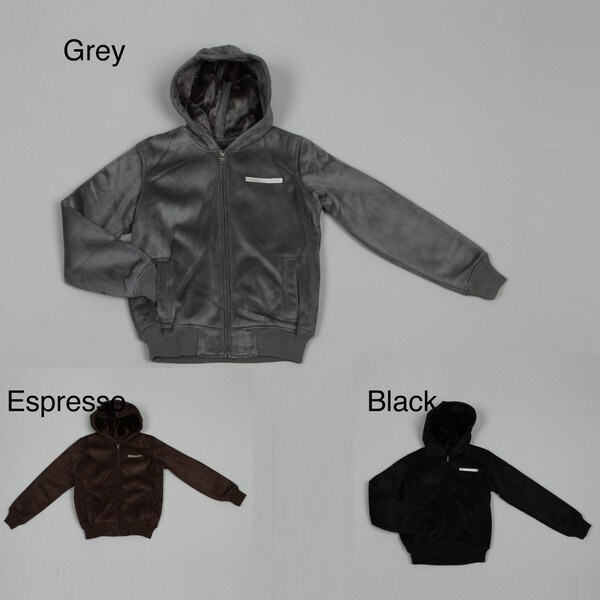Sean John Big Boy's Hooded Jacket