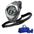 Ovente BHS8000 Heart Rate Monitor with Chest Strap (Beatech Collection) and Russell Athletic 3-piece Workout Set