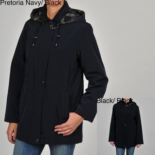 Nautica Women's Hooded Anorak