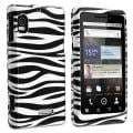 Zebra Protective Case for Motorola Droid 2 A955