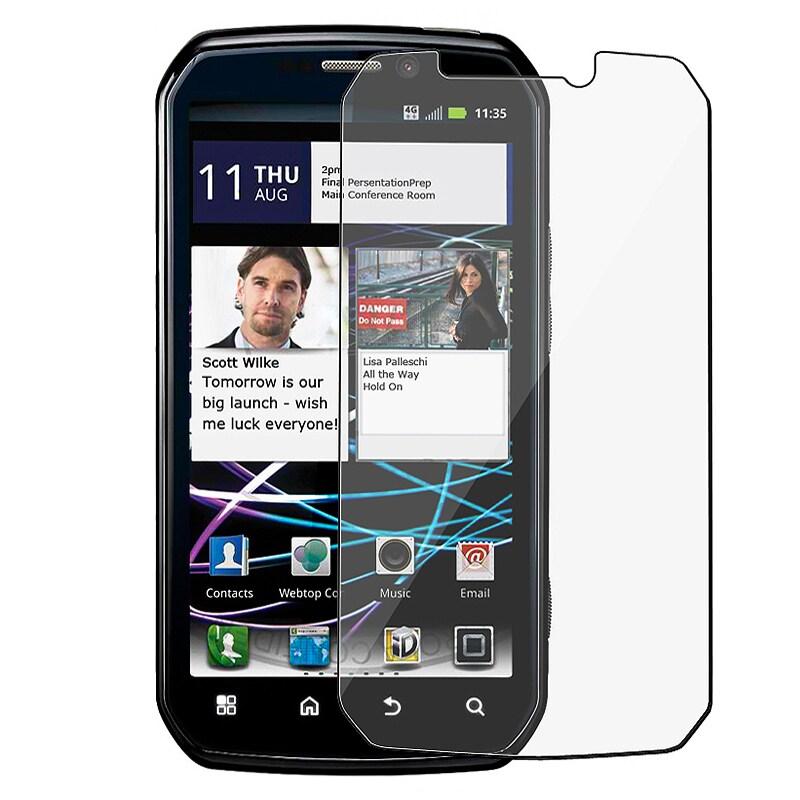 INSTEN LCD Screen Protector Shield for Motorola Photon 4G MB855