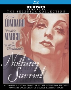 Nothing Sacred (Blu-ray Disc)