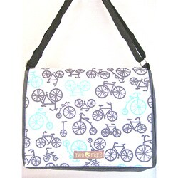 Two Tree Designs Medium Bicycle Messenger Bag