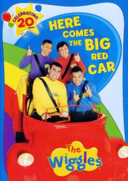 The Wiggles: Here Comes The Big Red Car (DVD)